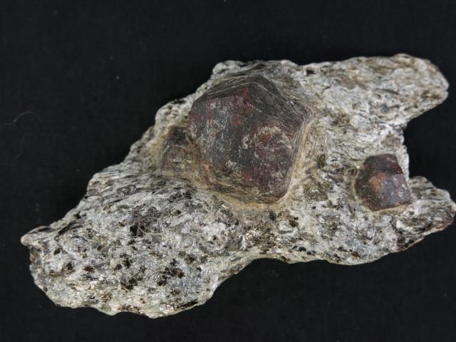 Metamorphic sample